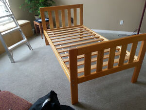 Single bed - Solid Pine