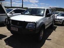 2004 Holden Rodeo Dual Cab Auto Trayback North Toowoomba Toowoomba City Preview