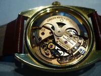 Vintage Omega Constellation 18K Solid Gold Dial & Case