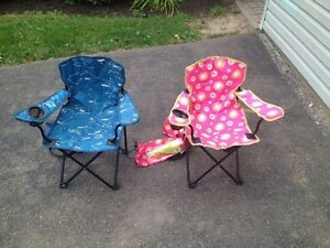 2 camping chair for 10$!!!