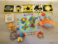 Younger baby toy bundle