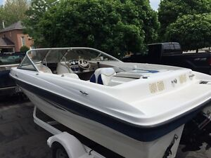 2003 Bayliner w/Trailer- READY TO GO!!-TURN KEY !!! MUST SELL!!! Kitchener / Waterloo Kitchener Area image 3