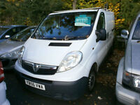 Vauxhall Vivaro 2700 CDTI SWB CLEAN AND TIDY DRIVES WELL.