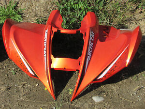 ARCTIC CAT XC 450 FRONT FENDERS London Ontario image 2