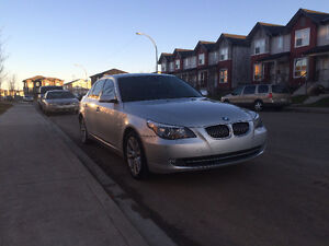 2009 BMW 5-Series 535i Xdrive Sedan