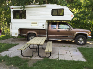 Truck Camper   Buy or Sell Used and New RVs, Campers & Trailers in British Columbia   Kijiji ...