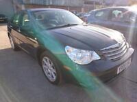 Chrysler Sebring 2.0 Limited 4 DOOR - 2008 08-REG - FULL 12 MONTHS MOT