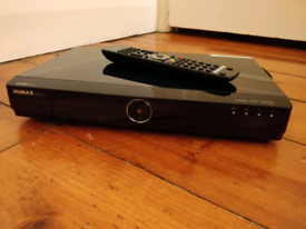 Humax HDR-FOX T2 500GB Freeview + HD Digital TV Recorder