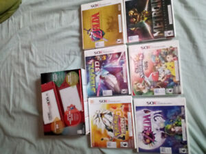 3Ds an games