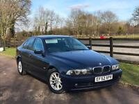 BMW 525 2.5 Auto 2003 (52) i SE 12 MONTHS MOT FSH