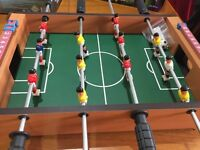 Mini football table