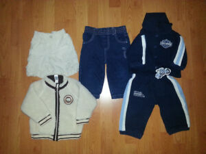 12-18 Mths Baby Clothes (Take 35 Pieces for $60)