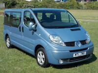2011 (11) Renault Trafic 2.0 DCi SL27 9 SEATER AUTOMATIC