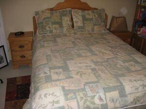 couvre lit 54 pouces