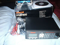 PSR-600 digital P25 APCO base OPP police scanner radio GRE
