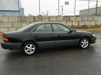 Lexus ES 300 1997 - condition incroyable!