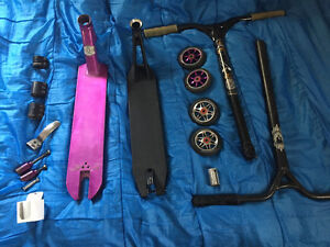 Assorted scooter parts (SOME BRAND NEW)