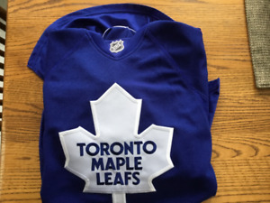 Toronto Maple Leaf Official Jersey