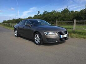 Audi A7 3.0TDI Sportback Multitronic 2013 finance available from £50 per week