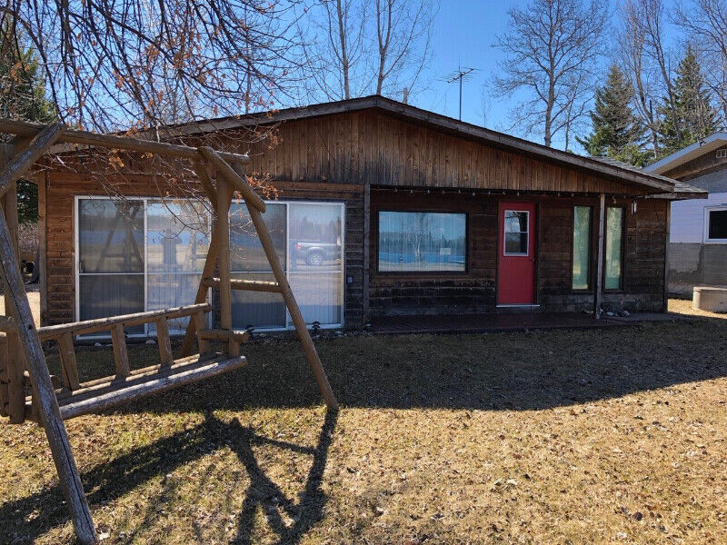 Cabin For Sale Ruby Lake 8 Miles North Of Hudson Bay