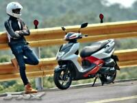 SYM FNX 125 cc Automatic Scooter moped Learner Legal Commuter