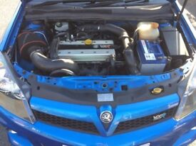 Astra vxr suspension and exhaust