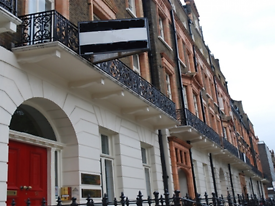 Bloomsbury Serviced Office (WC1) Private Units To Rent in refurbished period building