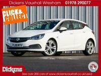 2018 Vauxhall Astra 1.6T 16V 200 SRi Vx line Nav 5dr 5 door Hatchback