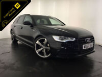 2013 AUDI A6 3.0 S LINE BLACK EDITION TDI DIESEL SERVICE HISTORY FINANCE PX