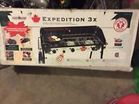 Camp Chef Expedition 3X Stove