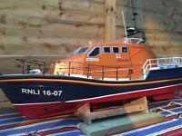 RC RNLI life boat
