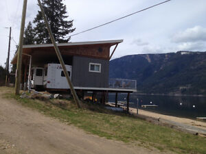 Family Cabin On Shuswap Lake