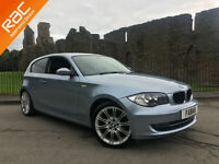 2010 BMW 116i Sport Blue 3 Door **Full Service History**