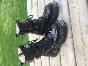 New Rock Boots size 38