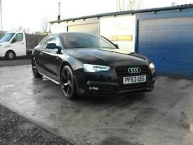 2013 Audi A5 TDI S LINE BLACK EDITION Auto Coupe Diesel Automatic