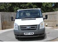 Ford Transit 350 Mwb C/C 100 Box Van 2.4 Manual Diesel