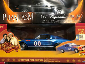Ford Mustang cooter's diecast 1/18 die cast