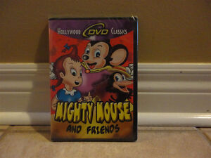 Mighty Mouse and Friends DVD (new sealed)