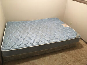 Mattress and spring