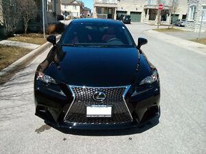 2014 Lexus IS FSport 3 (Executive Pkg) Sedan