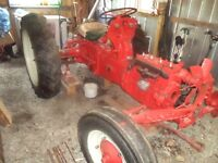 1940 8N Ford Tractor (Partially Restored)