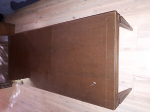 Free coffee table and end tables