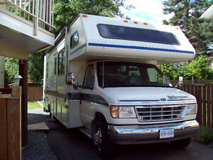 1997 Yellowstone Motor home  29 ft