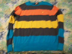 (cheap!) VOLCOM SKATEBOARDING SWEATER SIZE LARGE MENS,look..