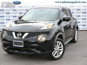 2015 Nissan JUKE SV  Turbo, AWD