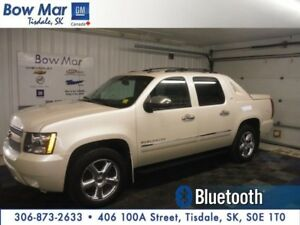 2011 Chevrolet Avalanche LTZ*WHITE DIAMOND*HEATED/COOLED F SEATS