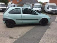 Vauxhall Corsa 1.2i 16v SXi 3 DOOR - 2002 02-REG - 3 MONTHS MOT