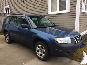 2008 Subaru Forester Hatchback