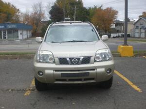 Nissan Xtrail 2006 modèle LE, toutes options. Bas kilométrage