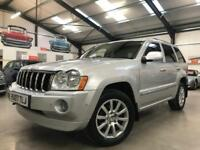 2007 Jeep Grand Cherokee 3.0 CRD V6 Overland SUV 5dr Diesel Automatic 4x4